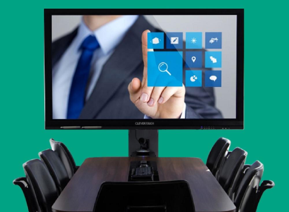 meilleur écran interactif tactile